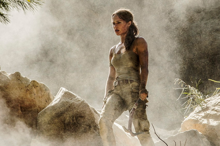 Alicia Vikander - Tomb Raider