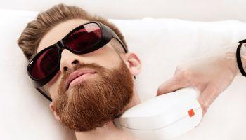 Depilacja laserowa dla mężczyzn – pożegnaj niechciane owłosienie!