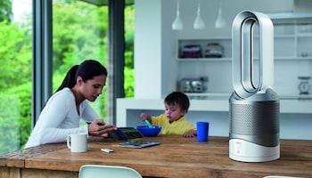 Przejmij kontrolę nad powietrzem w swoim domu: Nowy oczyszczacz firmy Dyson!