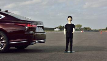 Globalna wizja Toyoty – Autonomiczne samochody  kluczem do całkowitego wyeliminowania wypadków