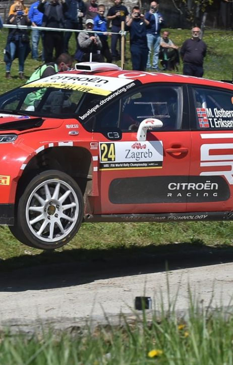 Chorwacja: WRC Croatia Rally 2021 - dzień 1