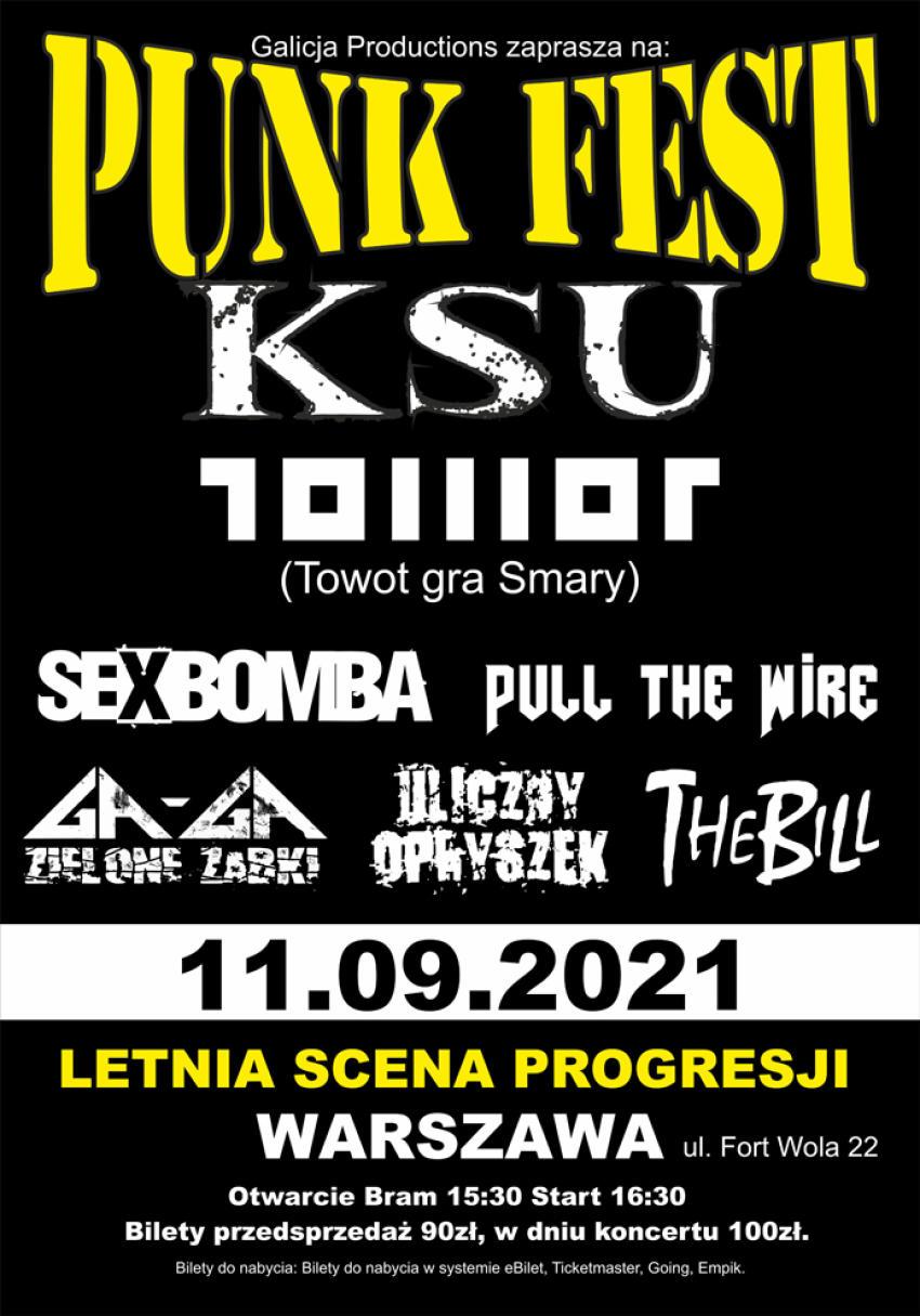 Punk Fest 2021 (materiały prasowe)