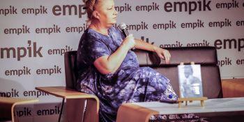 Edyta Brzozowska - spotkanie autorskie