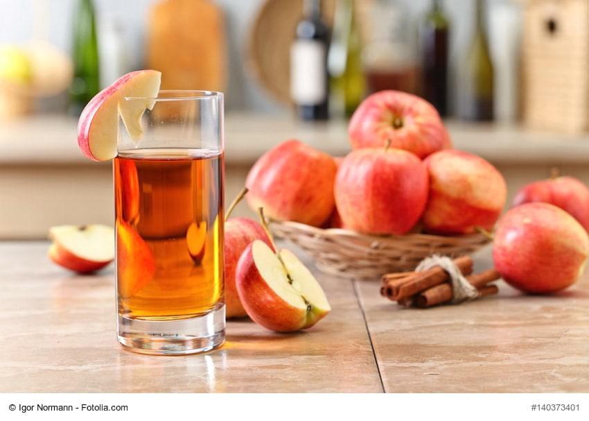 Cenne właściwości soku jabłkowego