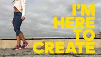 I'm Here to Create - nowa kampania adidas