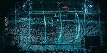 Spektakl akrobatyczny: Cztery żywioły
