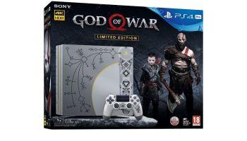 Limitowana edycja PlayStation 4 Pro w specjalnej wersji God of War! [fot. materiały prasowe]
