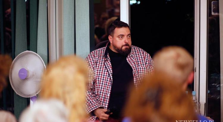 Tomasz Sekielski Spotkanie we Wrocławiu