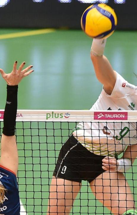 Wrocław: #VolleyWrocław - BKS BOSTIK Bielsko-Biała 0:3