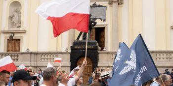 """Godzina """"W"""" w 77. rocznicę Powstania Warszawskiego"""