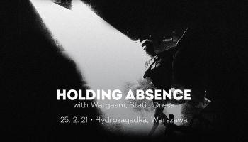 Holding Absence zagrają w warszawskiej Hydrozagadce