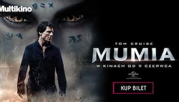 """Film """"Mumia"""" już w kinach - kup bilet!"""