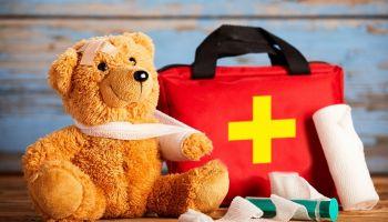 Domowa Apteczka dla dziecka – jak zadbać o bezpieczeństwo malucha? [fot. materiały prasowe Tasectan]