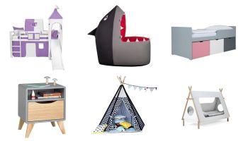 Pokój dla dziecka – urządź go łącząc bajkowy świat pełen inspiracji i funkcjonalność [fot. Bonami.pl]