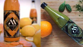 Soki warzywne i owocowe - pierwszy krok do zdrowego stylu życia!