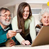 Nauka internetu dla seniorów z bezpłatnymi materiałami Aasy Netu