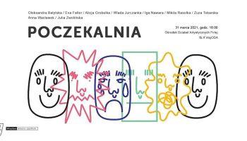 POCZEKALNIA - wystawa grafiki i ilustracji we Wrocławiu