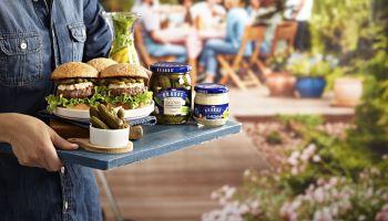 Przepisy na grilla – pyszne jedzenie wsparte przez nowe produkty Krakus [fot. materiały prasowe / Krakus]