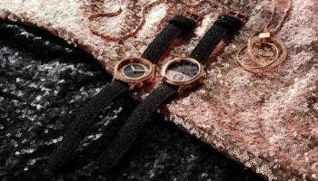 GUESS karnawałowa kolekcja zegarków dla kobiet