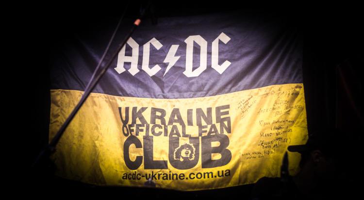 Tribute to AC/DC zagrali w Starym Klasztorze