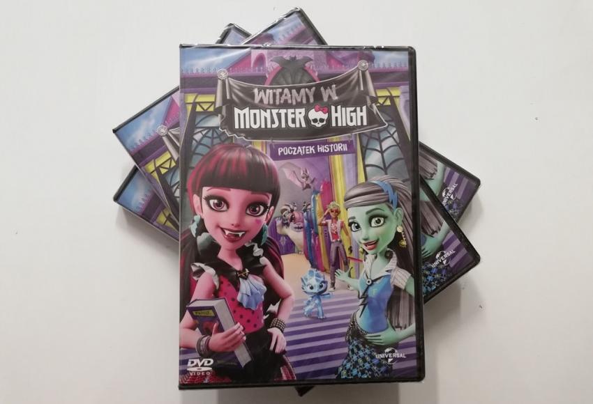 Coś dla najmłodszych – Witamy w Monster High!