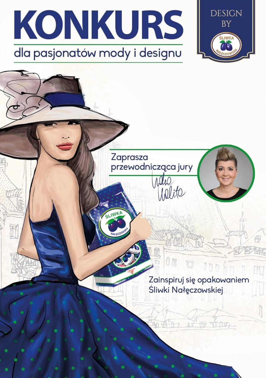 Design by Śliwka Nałęczowska – konkurs dla pasjonatów mody i designu! [fot. materiały prasowe]