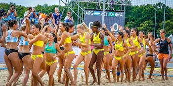 The World Games 2017 - Plażowa piłka ręczna