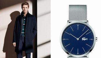 Nowa kolekcja zegarków Lacoste Moon