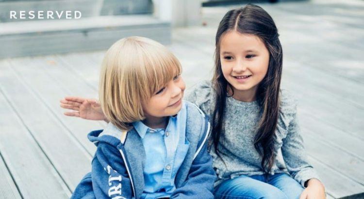 """"""" Back to school"""" - nowa kolekcja Reserved Kids jesień - zima 2017/18"""
