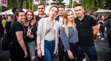 Juwenalia Kraków 2018