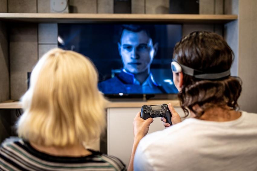 Czy gry wideo angażują nas bardziej, niż inne media? [fot. materiały prasowe Publicis Groupe]