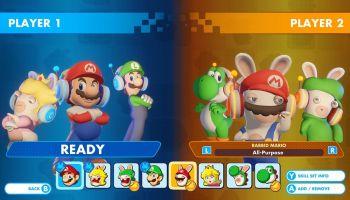Tryb Versus w Mario+Rabbids Kingdom Battle dostępny już dziś – zobacz zwiastun!