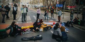 #CzasNaBunt - manifestacja we Wrocławiu