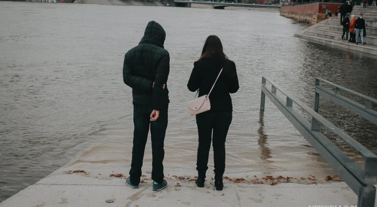Fala powodziowa we Wrocławiu