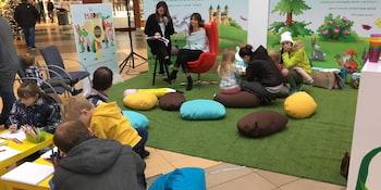 Znani dziennikarze i prezenterzy czytają dzieciom – akcja Mini Big Books od HP - Zdjęcie nr 2
