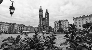 Kraków w obiektywie Karoliny Fudali