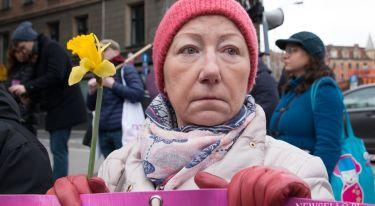 Demonstracja: Dośćrasizmu i faszyzmu